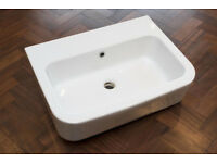 Wall mounted Ceramic Sink