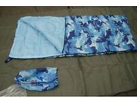 New - Outdoor Essentials - Summer - Envelope Sleeping Bag