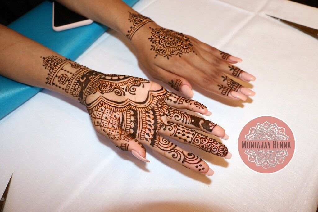 Affordable Henna Artist In Uxbridge London Can Travel All Around