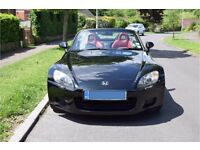 Stunning metallic black S2000 2003
