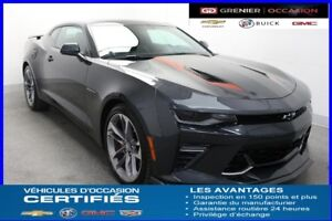 2017 Chevrolet CAMARO 2SS FIFTY EDITION *CUIR TOIT JUPES AILERON