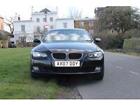 BMW 3 SERIES 2.0 320I SE 2d Black Sapphire, 17 Inch Alloys