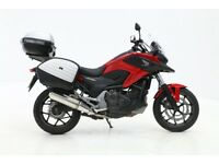 2014 Honda NC750X Complete with Top Box and Pannniers