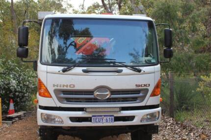 HINO GT 500 2013 Busselton Busselton Area Preview