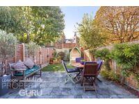 Balfour road Wimbledon SW19 - 2 double bed terrace home