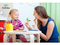 Babysitters available - CRB/DBS checked, first-aid certified. Book online to get an hour FREE
