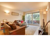 2 BED 1 BATH duplex flat in good family area, close to NORTH GREENWICH, SECURE PARKING, 24hr porter