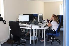 Rent a Desk in Friendly Office for £180 pm all in