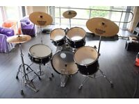 Pearl export series drum kit