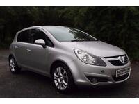 2010 Vauxhall Corsa 1.4 Sxi 5 Door Silver 70,000 Finance Arranged £3295