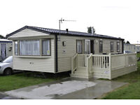 FLAMINGOLAND FLAMINGO LAND CARAVAN HIRE RENTAL HOLIDAY