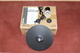 Roland VH11 Hi-Hat with original packaging, as new - FREE POSTAGE.