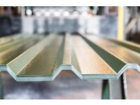 ROOFING GALVANISED BOX PROFILE, CORRUGATED, FLAT SHEET, FABRICATIONS 6ft,8ft,10ft,12ft,14ft.
