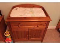 Mothercare Kingston dresser unit