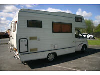 Ford Coachbuilt 4 berth Motorhome. 2.5 Turbo Diesel, power steering, ready to go for summer