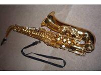 Buffet Crampon 'Evette' Alto Saxophone