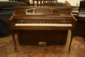Kimball console piano - UK delivery available - Tuned