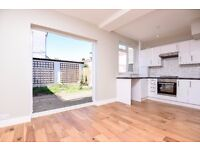 A newly refurbished four bedroom house with a private garden, situated on Seely Road.