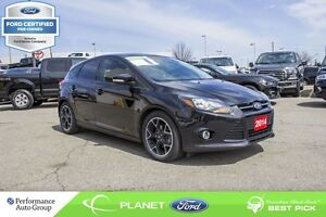 2014 Ford Focus SE FORD CERTIFIED LOW RATES & EXTRA WARRANTY! -