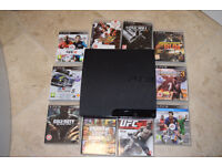 Sony PS 3 Consol and games
