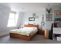 Huge, fully furnished room available for short term let. All bills included.