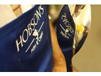 Chef de Partie @ Hobson's Fish & Chips Bayswater