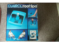 FOOT SPA - BOXED