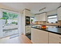 Three bedroom house with a garden and loft room close to the Jubilee Line LT REF: 4797195