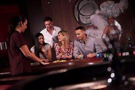Electronic Gaming (Slots) Host - Grosvenor Casino Edinburgh (The Maybury)