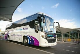 2016 Scania Higer Touring HD 49 seater Coach - Viewing highly recommended