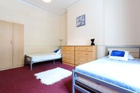 VERY CHEAP Twin room AVAILABLE NOW in WESTBOURNE PARK** OPEN VIEWING TODAY