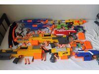 HUGE Nerf Gun Bundle *Worth £109* Job Lot