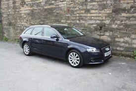 2008 58 Audi A4 2.0 TDI 140 Avant 5 Door Estate SE Blue **Fabulous Condition** Skoda Octavia Superb