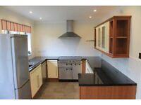 Used Schrieber Kitchen and Composite Black Worktops