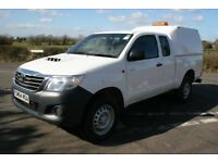2015 Toyota Hilux Active Manual by Alexander 4x4