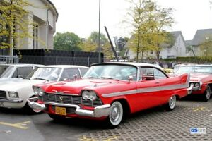 1958 Plymouth fury parts wanted.