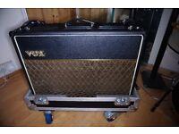 Vox AC30CC2 with Full flight case £600