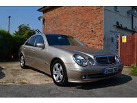 Mercedes-benz 2.7 E270 CDI Avantgarde 4 dr