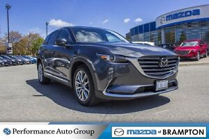 2017 Mazda CX-9 Signature|LEATHER|REAR CAM|BLUETOOTH|NAVI