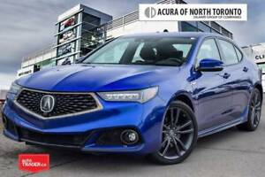 2018 Acura TLX 3.5L SH-AWD w/Elite Pkg A-Spec Save Over $12000 A