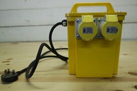 Isolating Transformer Carroll & Meynell 2 output ockets 3MKVA