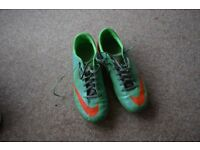Adidas Mercury Rugby boots size UK 8.5