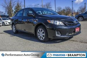 2013 Toyota Corolla CE (A4)|HEATED SEATS|USB|A/C