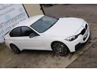 2014 BMW 320D EFFICIENTDYNAMICS BUSINESS 161 BHP *M PERFORMANCE EDITION KIT* (FINANCE & WARRANTY)