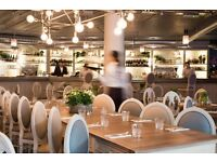 Waiter/Waitress - Aubaine Broadgate Circle (5 Min away from Liverpool Street)