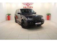 Land Rover Range Rover Sport 2.7 TD V6 HSE 5dr (black) 2007