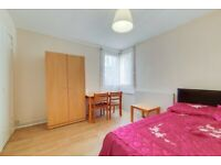 Large Double Room - Tulse Hill - Available Now!!