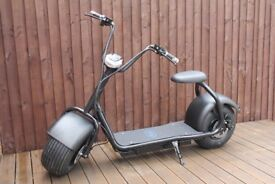 Electric E-SCOOTER 1000W