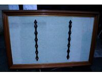 Large antique French picture frame