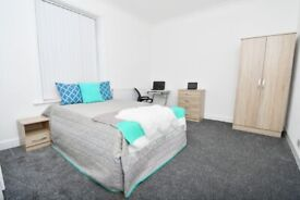 Brand New HMO Burnley 4 Beds 4 Baths Net returns in Excess of 30% PA